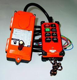 TELECRANE Radio Remote Controller