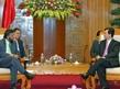 Việt Nam hợp tác chặt chẽ với IPCC ứng phó biến đổi khí